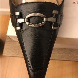 Anne Klein - Maebbeirem - Black Leather